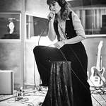 Wed, 06/09/2017 - 7:49am - Nicole Atkins and her band broadcast on WFUV Public Radio from Electric Lady Studios in New York City, 9/6/17. Hosted by Rita Houston. Photo by Gus Philippas/WFUV