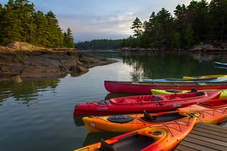 Somesville Kayaks