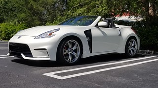 Nismo Roadster Pearl White | by XComms1