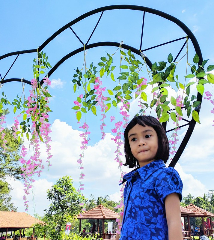 World Landmark Merapi Park Yogyakarta