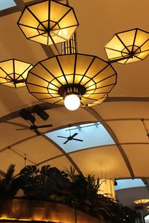 el national restaurant barcelone lustres | by blondgarden