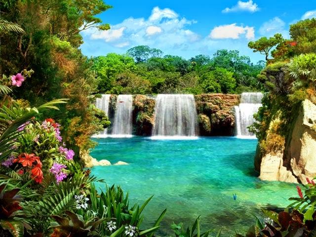 Gambar Pemandangan Alam Terindah A Photo On Flickriver