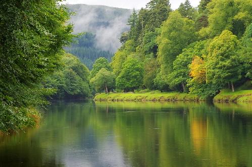 dunkeld perthshire scotland