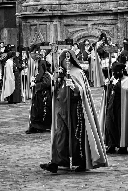 Semana Santa Zaragoza 2017 - Jueves Santo - Cofradía de Nuestro Señor en la Oración del Huerto