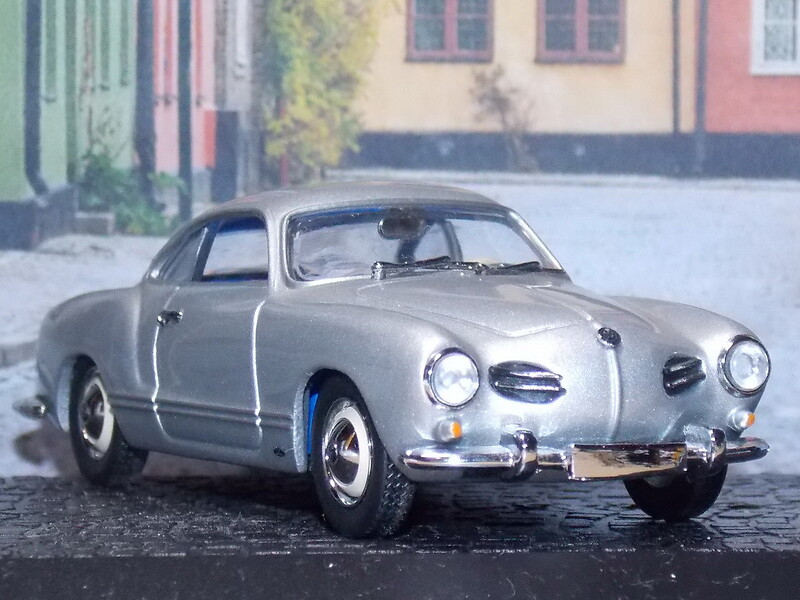 VW Karmann Ghia Type 14 – 1955