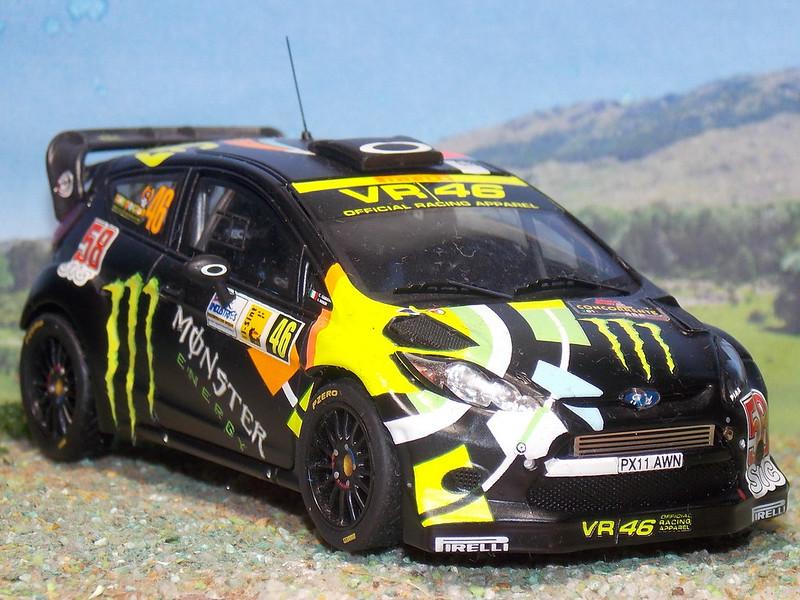 Ford Fiesta RS WRC - Monza 2011