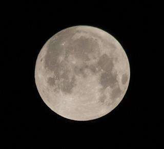 Full Moon 6 Sep 2017