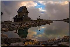 Lac du fallbodensee - kleine scheidegg - Suisse