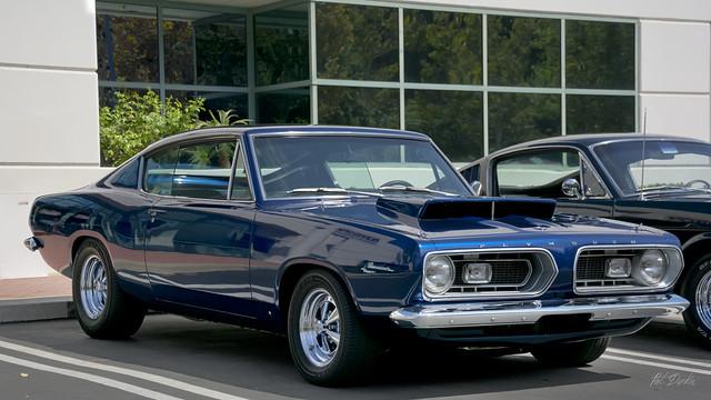 1967 Plymouth Barracuda Sports Fastback