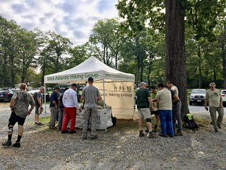 2017 Veterans Hike Across Maryland - A Mid-Atlantic Hiking Group and VetsArtConnect! Partnered Program