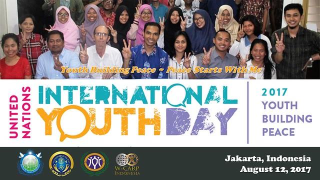 Indonesia-2017-08-12-UPF-Indonesia Commemorates International Youth Day
