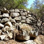 Chemin du Carciara amont