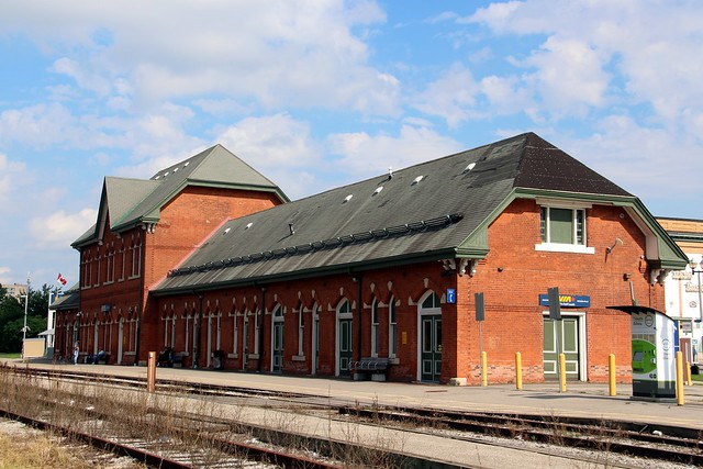 Niagara Falls Railway Station (Niagara Falls, Ontario)