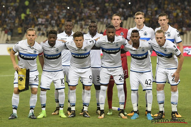 AEK Athene - Club 24-08-2017