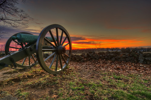 gettysburg pa pennsylvania adamscounty gettysburgcampaign gettysburgnationalmilitarypark battlefield history civilwar american usa unitedstatesofamerica seminaryridge confederateavenue sunrise dawn twilight colorful clouds sky m185712poundernapoleon gun cannon artillery hdr highdynamicrange craigfildesfineartamericacom fineartamericacom craigfildespixelscom craigfildes artist artistic photographer photograph photo picture prints art wall canvasprint framedprint acrylicprint metalprint woodprint greetingcard throwpillow duvetcover totebag showercurtain phonecase sale sell buy purchase gift craigfildesphotography