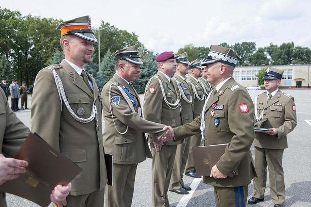 Polish Armed Forces day at MNC NE 2017