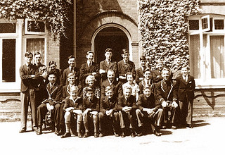 1951 Uplyme Boarding House - Royal Grammar School, High Wycombe