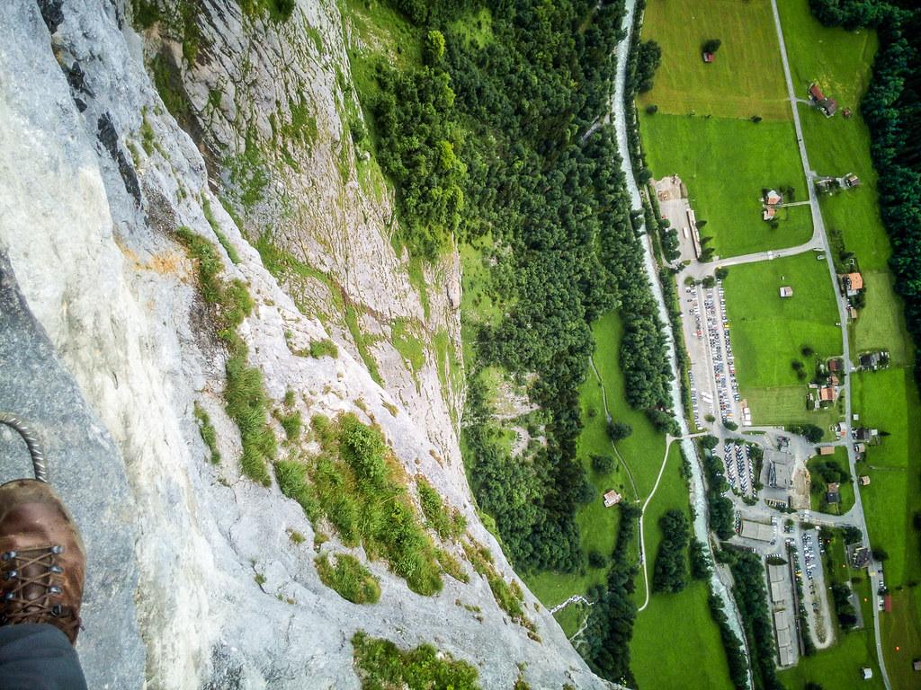 Klettersteig Lauterbrunnen : Klettersteig mürren lauterbrunnen 3 chrummi flickr