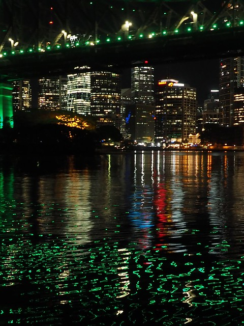 Story Bridge Reflections