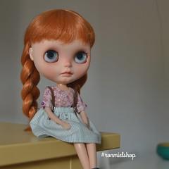 :blossom: Outfit for Blythe doll :blossom: