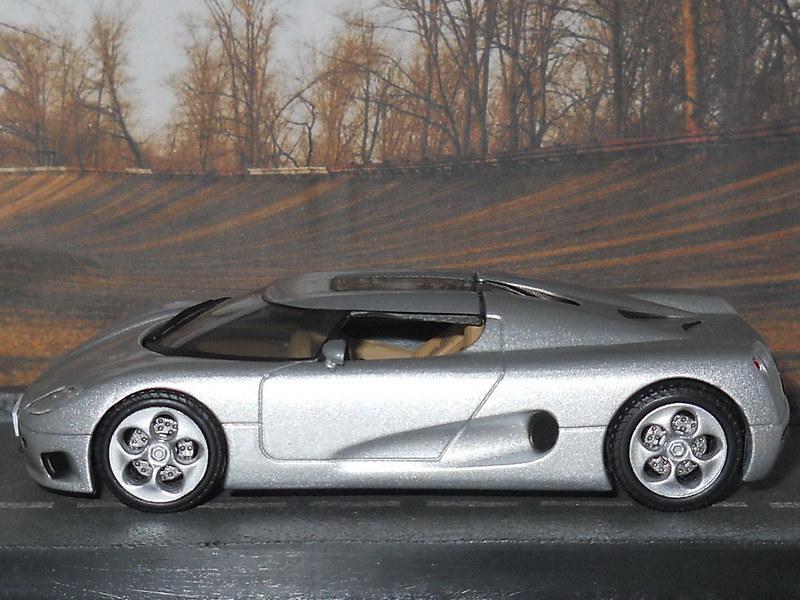 Koenigsegg CC 8S – 2002