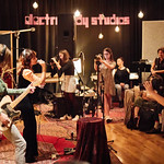 Wed, 06/09/2017 - 8:14am - Nicole Atkins and her band broadcast on WFUV Public Radio from Electric Lady Studios in New York City, 9/6/17. Hosted by Rita Houston. Photo by Gus Philippas/WFUV
