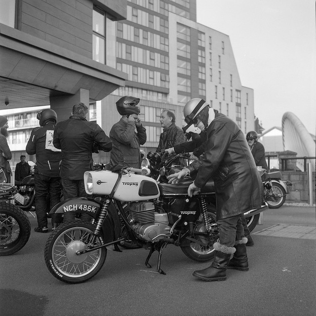 FILM - Distinguished Gentleman's Ride, Sheffield 2017-15