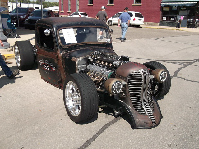1938 Dodge Rat Rod Truck