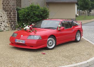 Renault Alpine GTA V6 Turbo | by Spottedlaurel