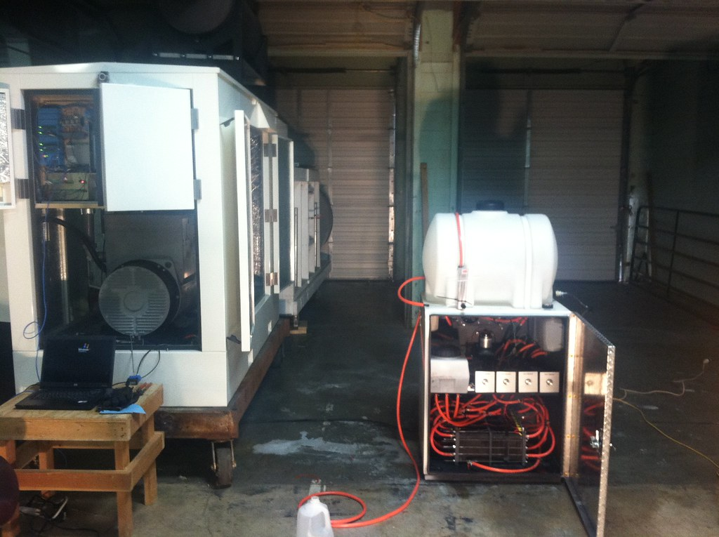Commerical / Industrial HHO, 100kw Generator - Fuel Cell L