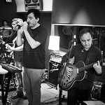 Thu, 24/08/2017 - 7:54pm - Grizzly Bear broadcast on WFUV Public Radio from Electric Lady Studios in New York City, 8/24/17. Photo by Gus Philippas/WFUV