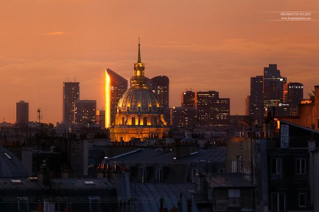 Hôtel National des Invalides & la Défense, Paris