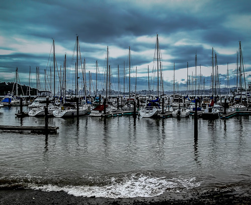 Sausalito Boats | by AtchisonGallery