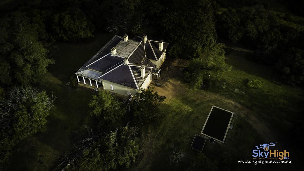 Macquarie Field House