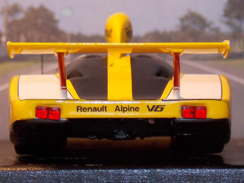 Renault Alpine A442 – 24 Hs Le Mans 1977