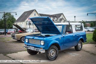 1964 International Harvester Scout 4x4 3/4 view | The Plains