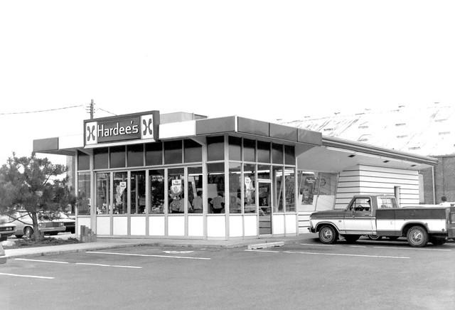 Hardee's Hamburgers 1980
