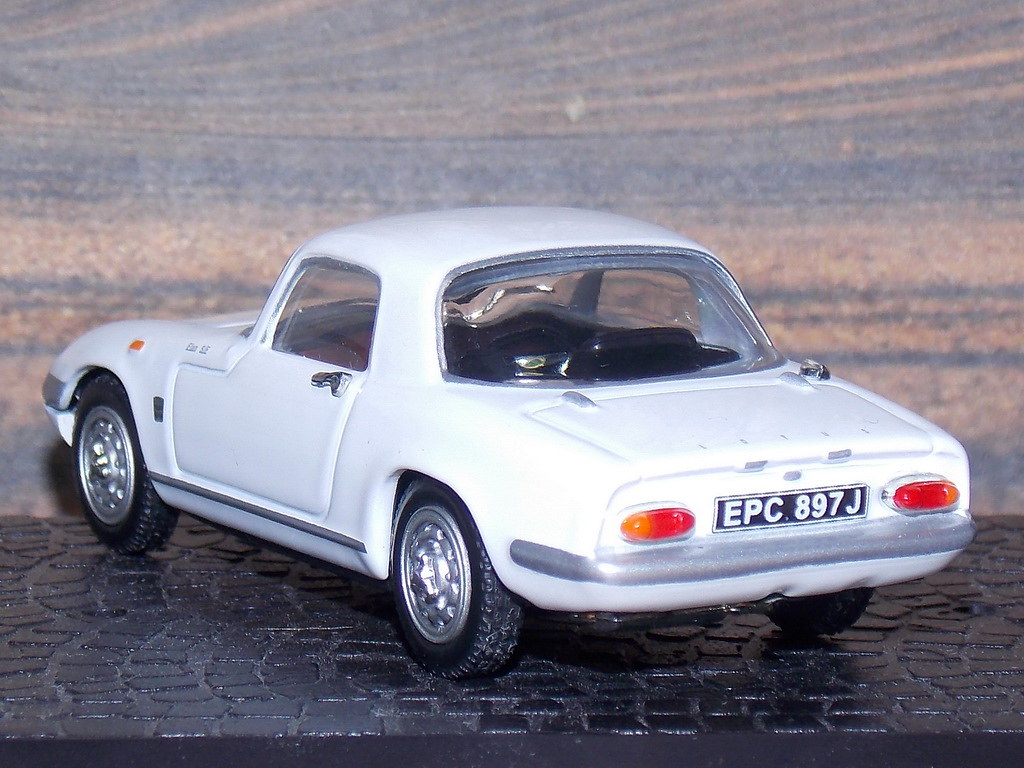 Lotus Elan Coupe – 1965