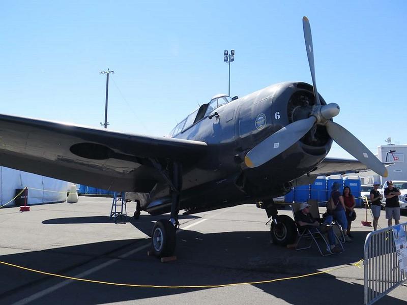Grumman TBM-3 Avenger 1