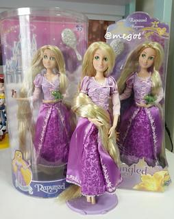 1st edition Rapunzel doll | Flickr - Photo Sharing!