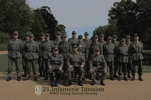 German Army Group North Head Quarters Lithuania 1944