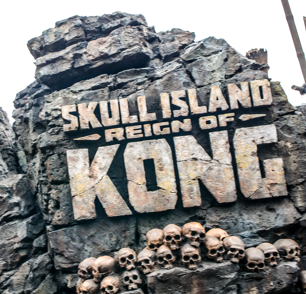 Reign of Kong sign IoA