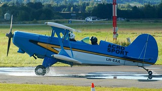 Acro Sport II at Kjeller 2013 | by J.Comstedt