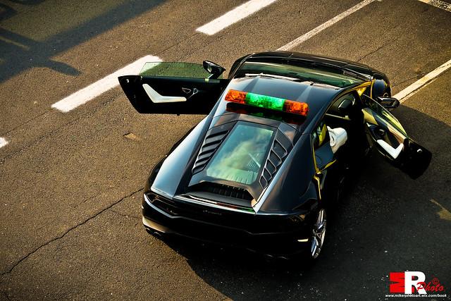 Safety Car - Lamborghini