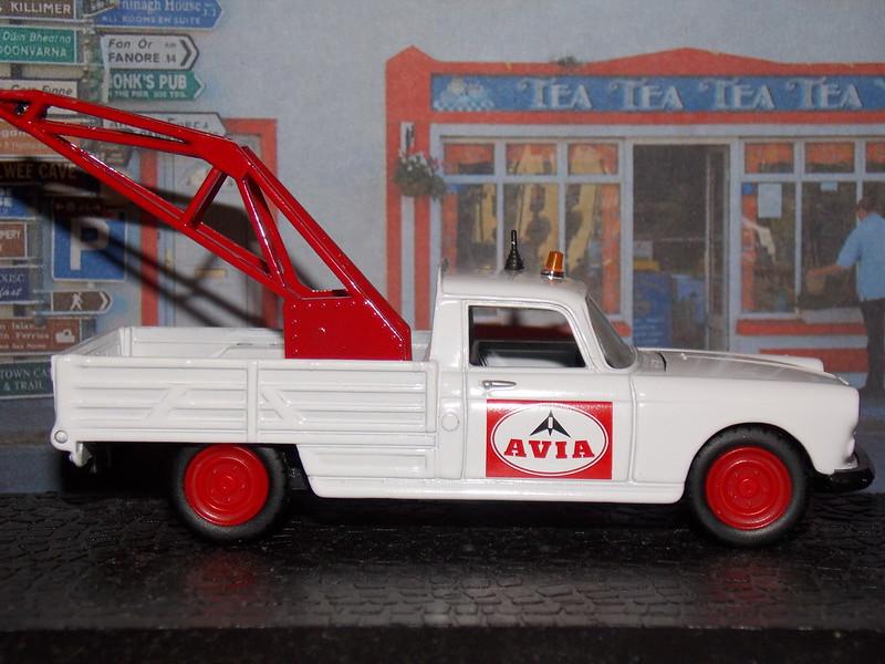Peugeot 404 PickUp – Avia – 1964
