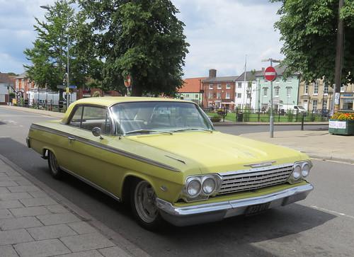 1962 Chevrolet Impala | by Spottedlaurel