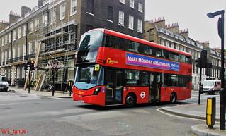 Bus WHV125 London | by WT_fan06