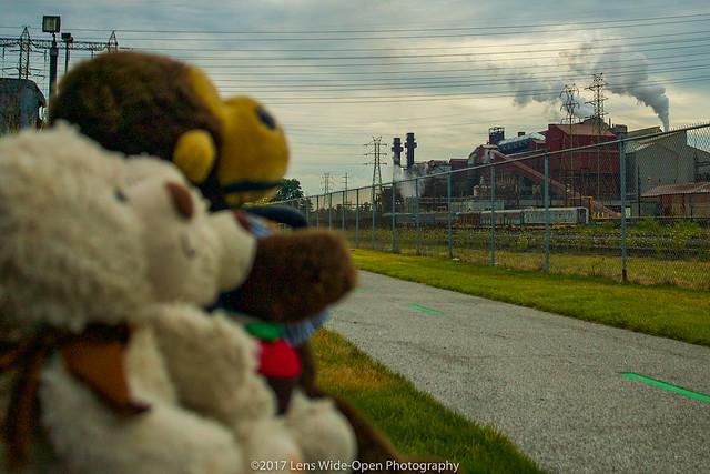 ArcelorMittal Steel Mill