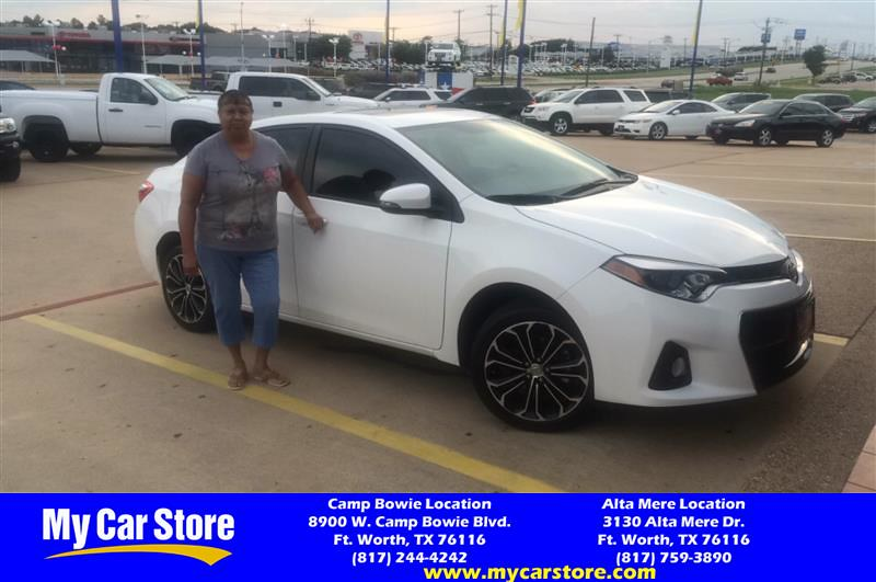 My Car Store >> Happy Anniversary To Carlos On Your Toyota Corolla From