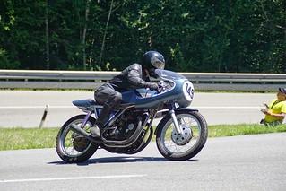 Freddy Rielle (Triumph-Rickman Metisse 500, 1965)